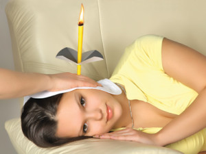 detox therapy spa ear candling