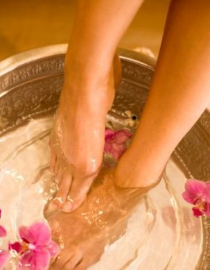 detox therapy spa ionic foot bath