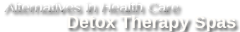Alternatives in Health Care Detox Therapy and Mini Med Spa logo
